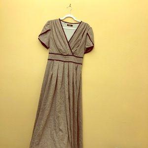 Clocolor long dress LARGE